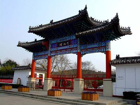 Shifo Temple of Shenyang