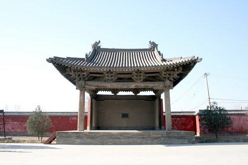 Yuan Dynasty Stage