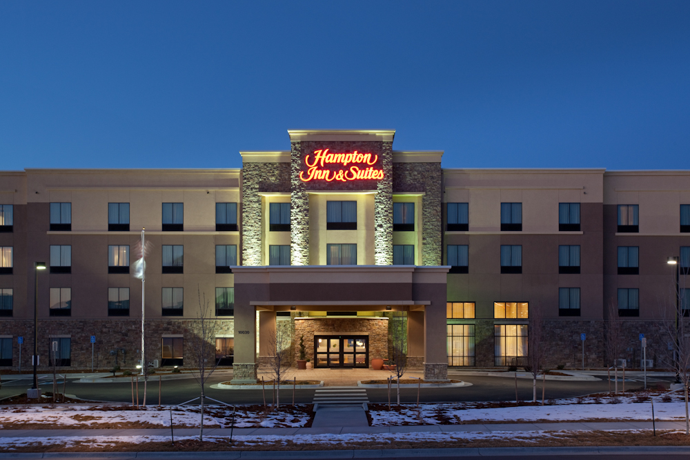 ‪Hampton Inn & Suites Denver / South-RidgeGate‬