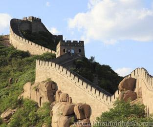 Yanhecheng Great Wall