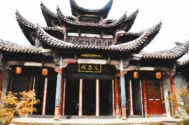 Quzhou Kaiming Temple