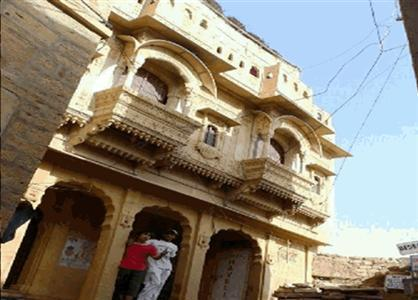 Jaisalmer Desert Haveli Guest House