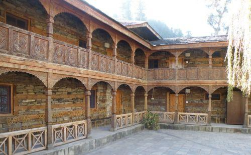 Hotel Castle Naggar