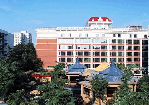 Shanshui Fudi Business Hotel
