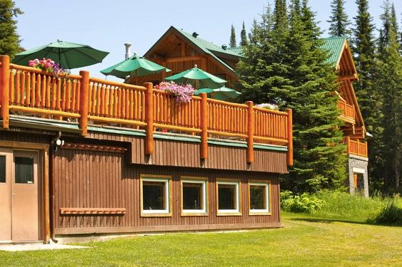 Jessica Lake Lodge