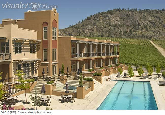 Burrowing Owl Estate Winery Guest House