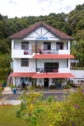 Jurina Hill Lodge