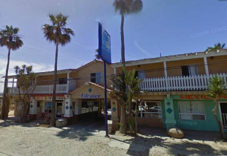 Ensenada Beach House Hotel
