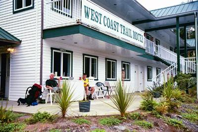 ‪West Coast Trail Motel‬