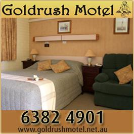 Goldrush Motel