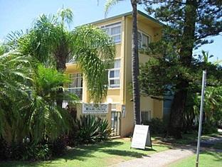 Miami Pacific Apartments