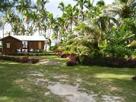 Amuri Sands, Aitutaki