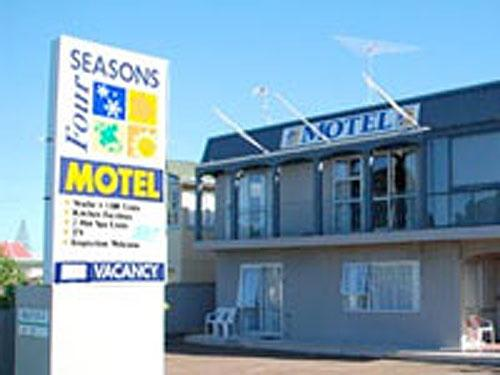 ‪Four Seasons Motel‬