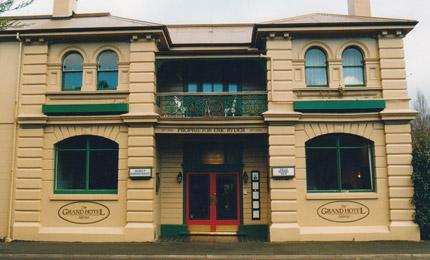 The Grand Hotel Akaroa