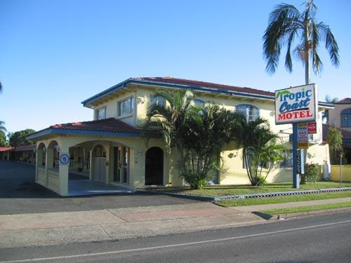 Tropic Coast Motel