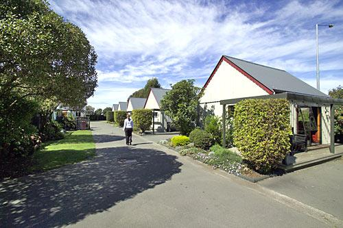 All Seasons Kiwi Holiday Park Christchurch