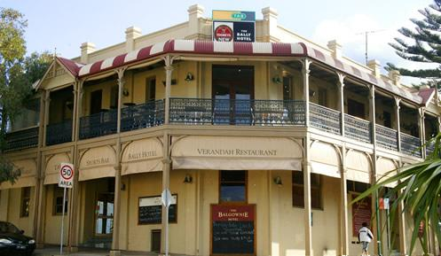 Balgownie Hotel