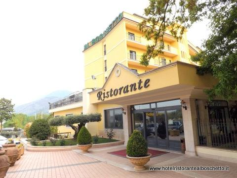 Hotel Ristorante Al Boschetto