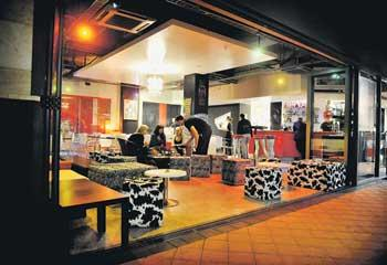Fire & Ice Bar and Restaurant