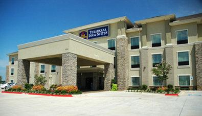‪BEST WESTERN PLUS Texarkana Inn & Suites‬