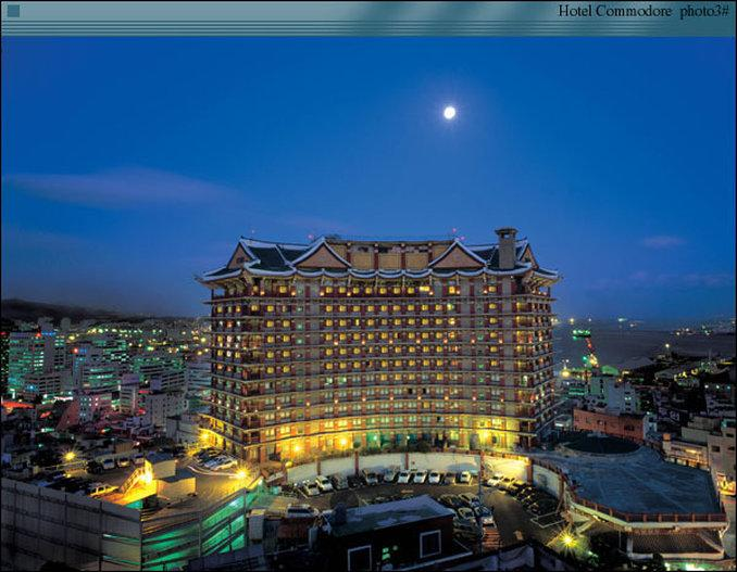 Hotel Commodore Busan