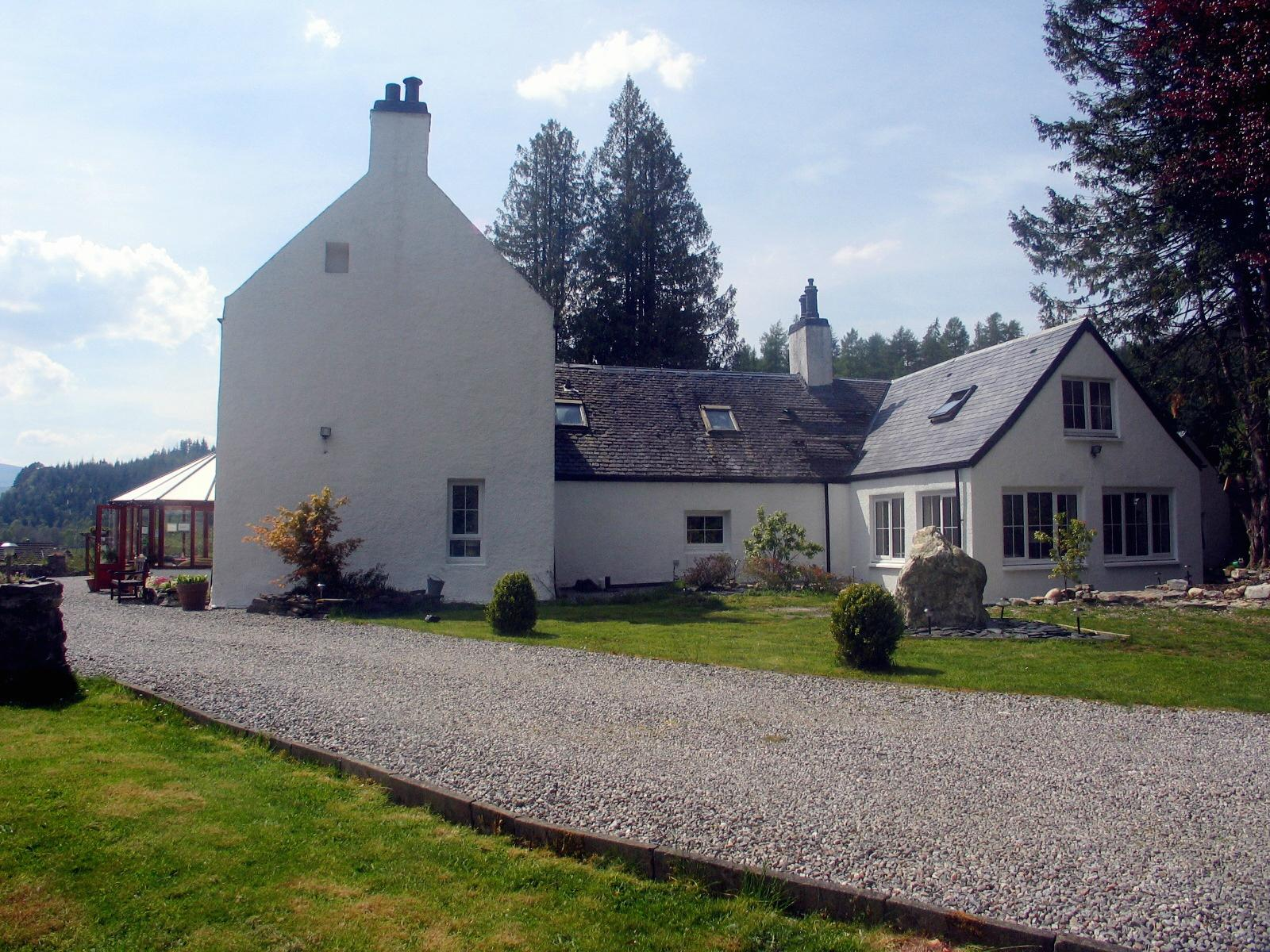 Auchterawe Country House