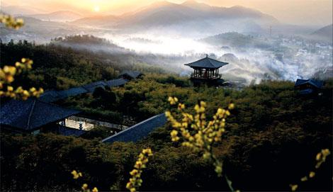 Xianshan Mountain of Changxing