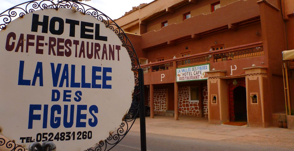Hotel Vallee des Figues