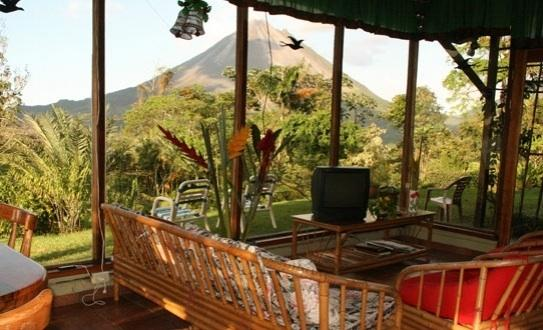 Arenal Tropical Gardens Hotel