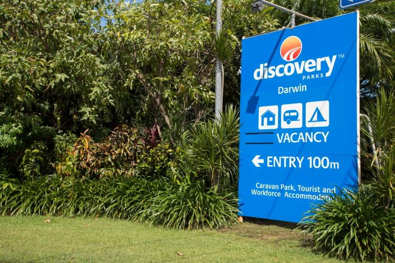 Discovery Holiday Parks - Darwin