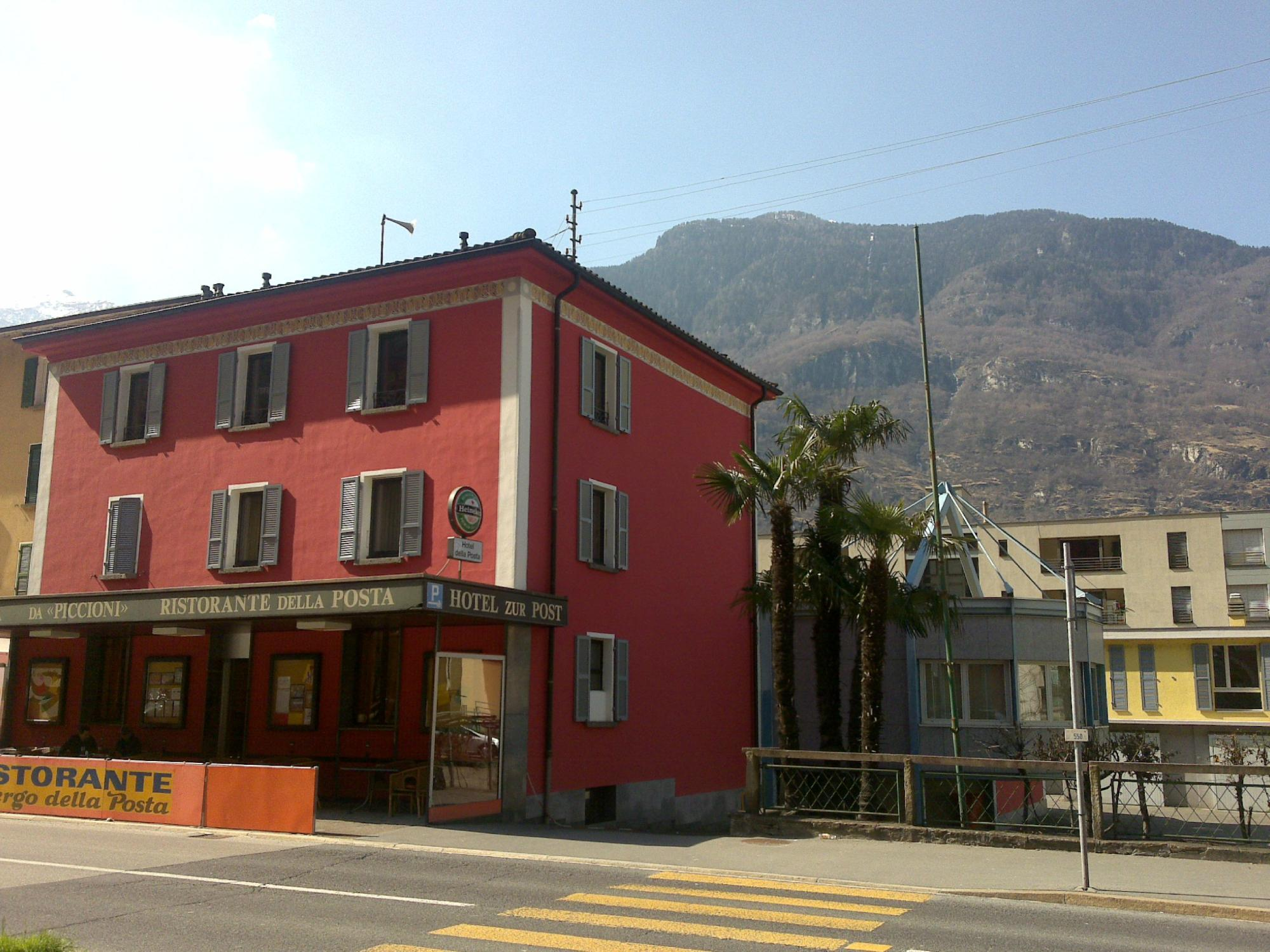 Hotel of the Post