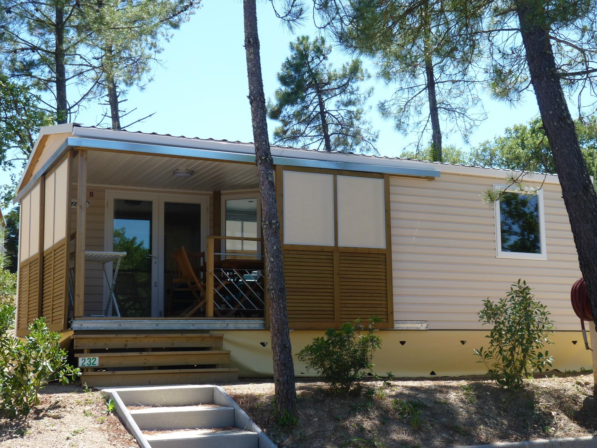 Camping L'argentiere