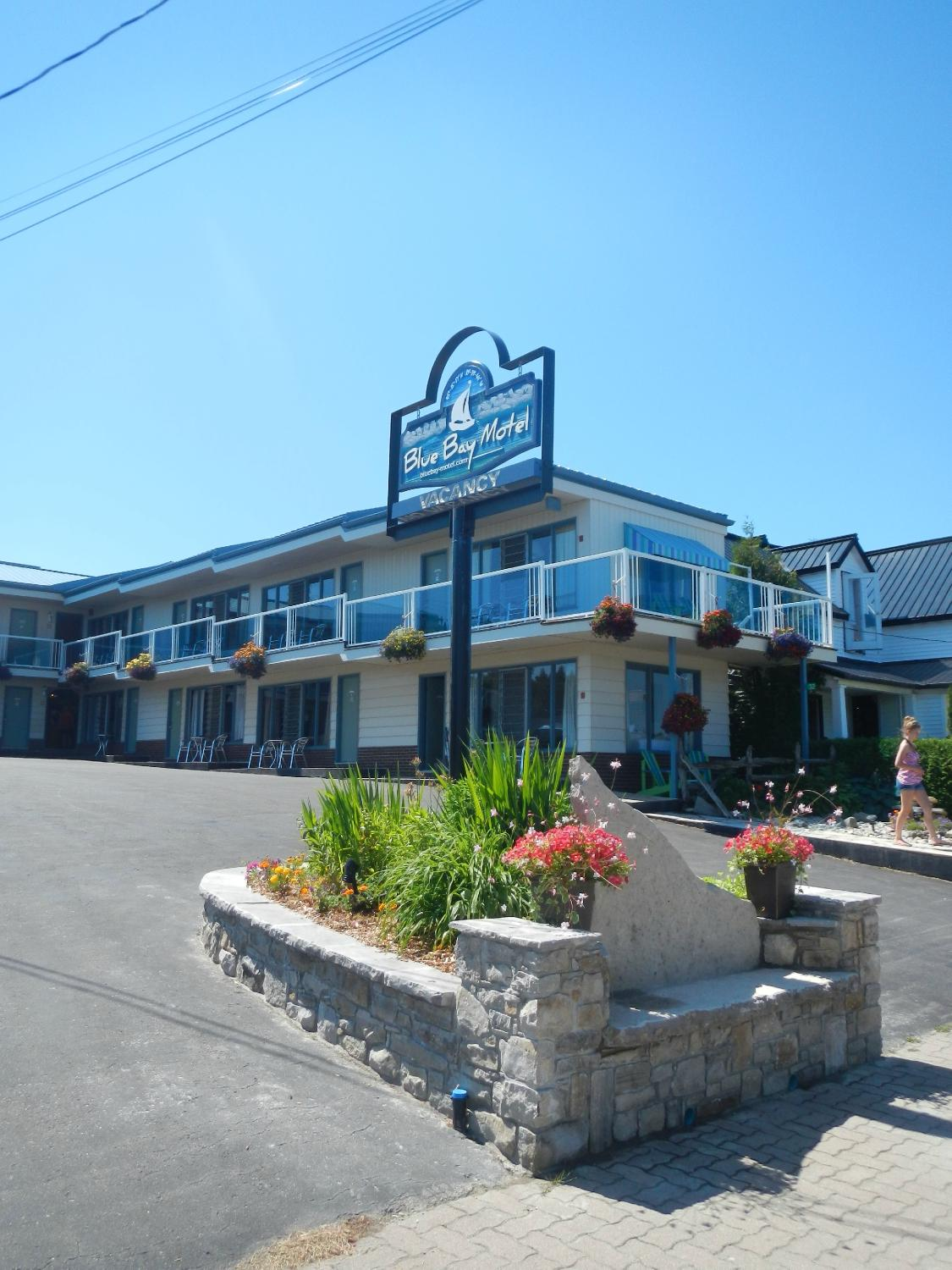 Blue Bay Motel