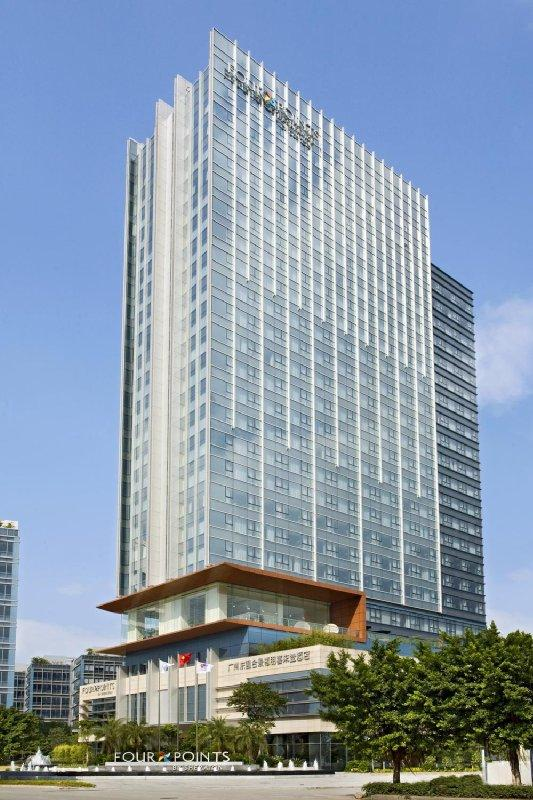 Four Points by Sheraton Guangzhou Dongpu