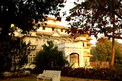 A Home For Nature Lovers - Jambughoda Palace