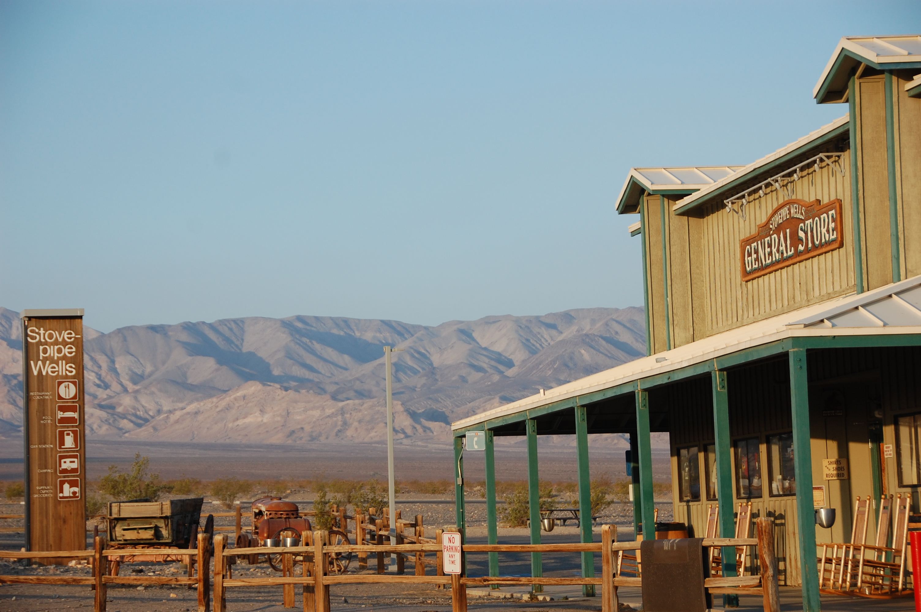 Stovepipe Wells Village Hotel