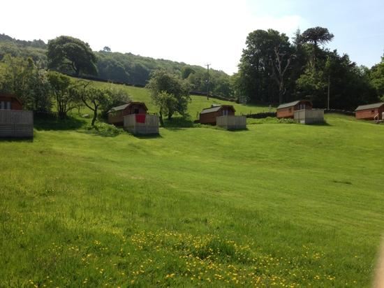 Octolodges at Abbots Reading Farm