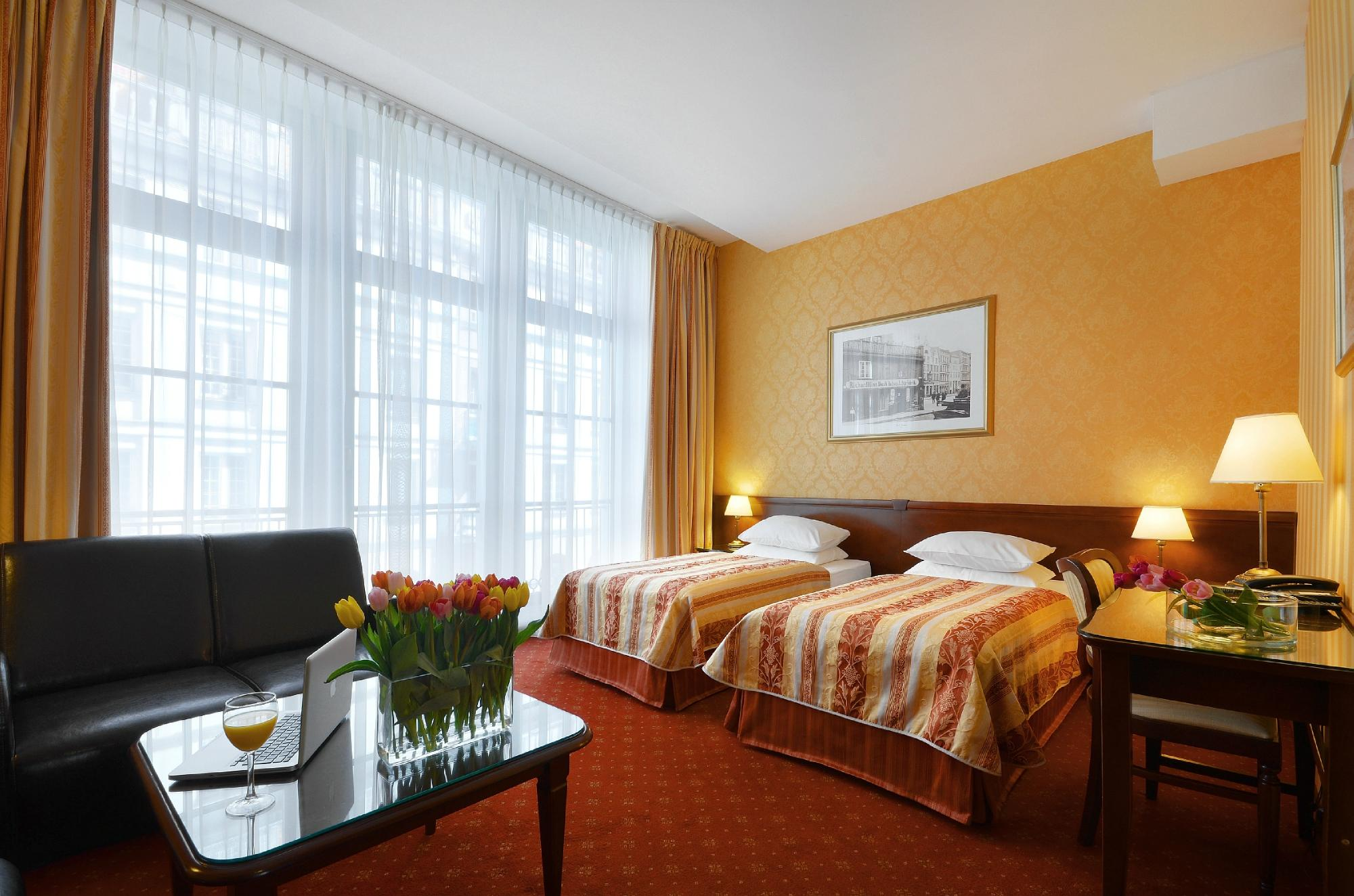 Wolne Miasto Hotel- Old Town Gdansk