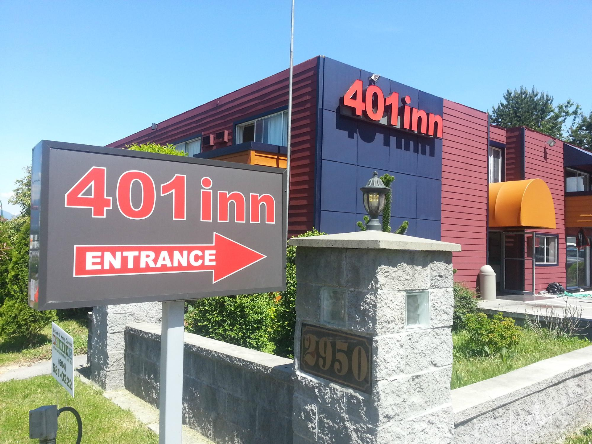 The New 401 Hotel