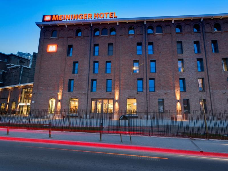 MEININGER Hotel Brussels City Center