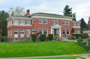 Portland Mayor's Mansion