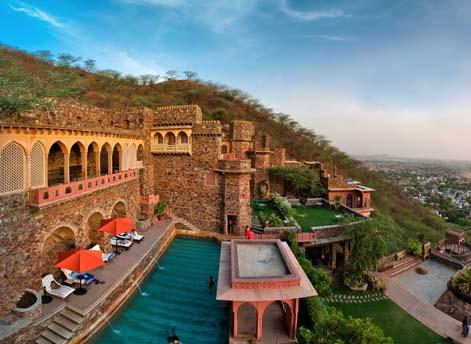 ‪Neemrana Fort-Palace‬
