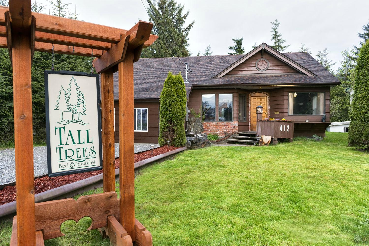 Tall Trees Bed and Breakfast