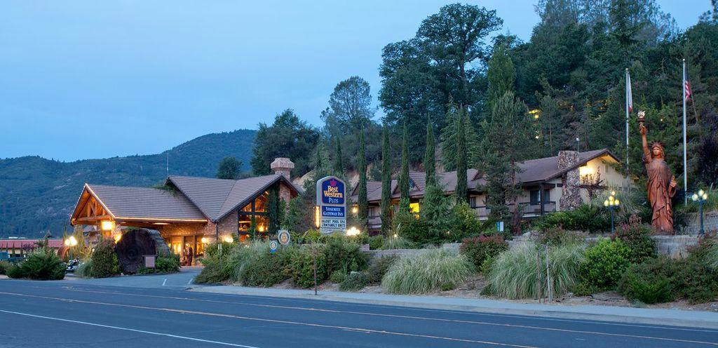 ‪BEST WESTERN PLUS Yosemite Gateway Inn‬
