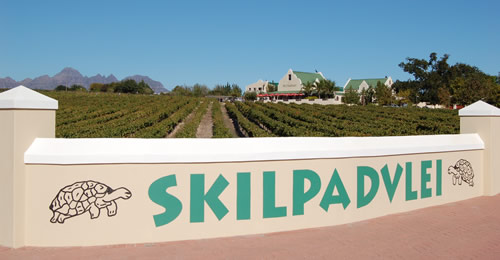 Skilpadvlei Wine Farm
