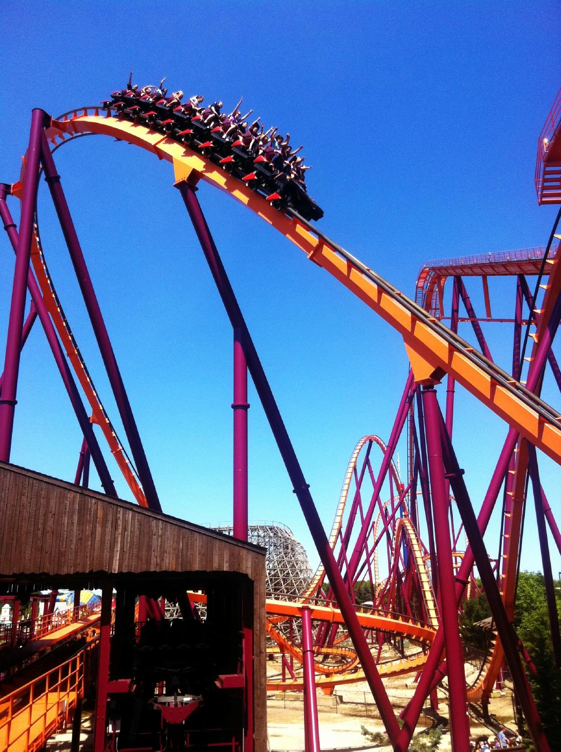 six flags great america math and science day