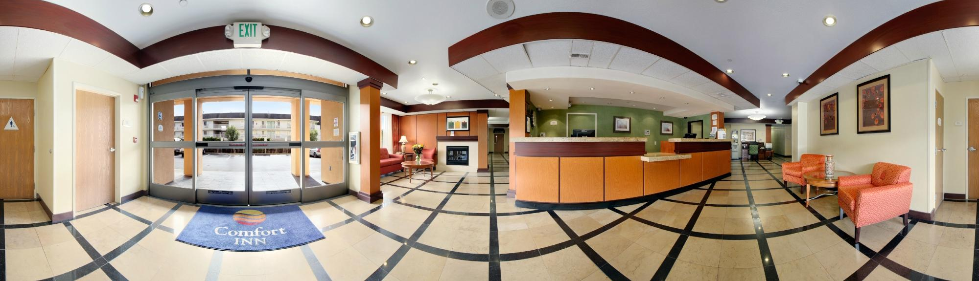Comfort Inn & Suites Oakland Airport