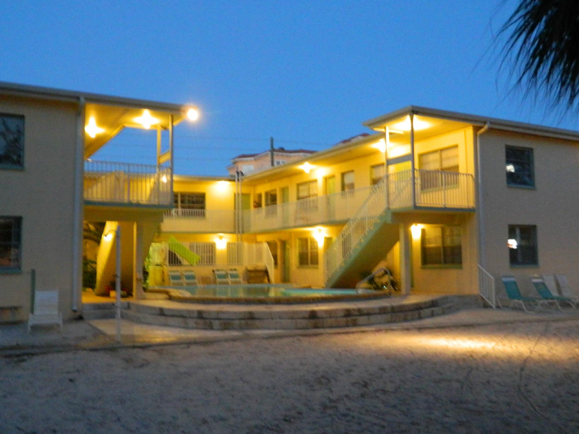 The Molloy Gulf Front Motel and Cottages