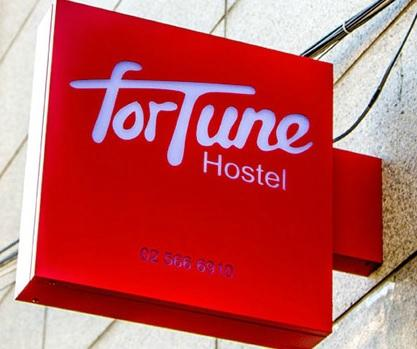 Fortune Hostel in Hongdae, Seoul