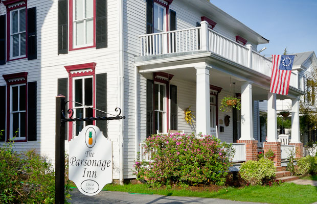 The Parsonage Inn